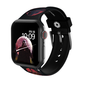 MobyFox Star Wars Darth Vader Apple Watch 42mm, 44mm Band ST-DSY42STW2003