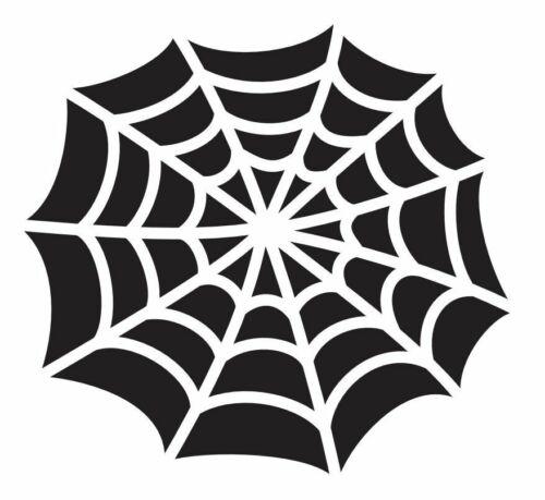 Spiderweb Halloween Stencil  A4//A5//A6