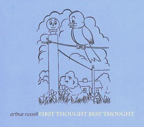 Arthur Russell ‎– First Thought Best Thought 2CD RAR! Neu