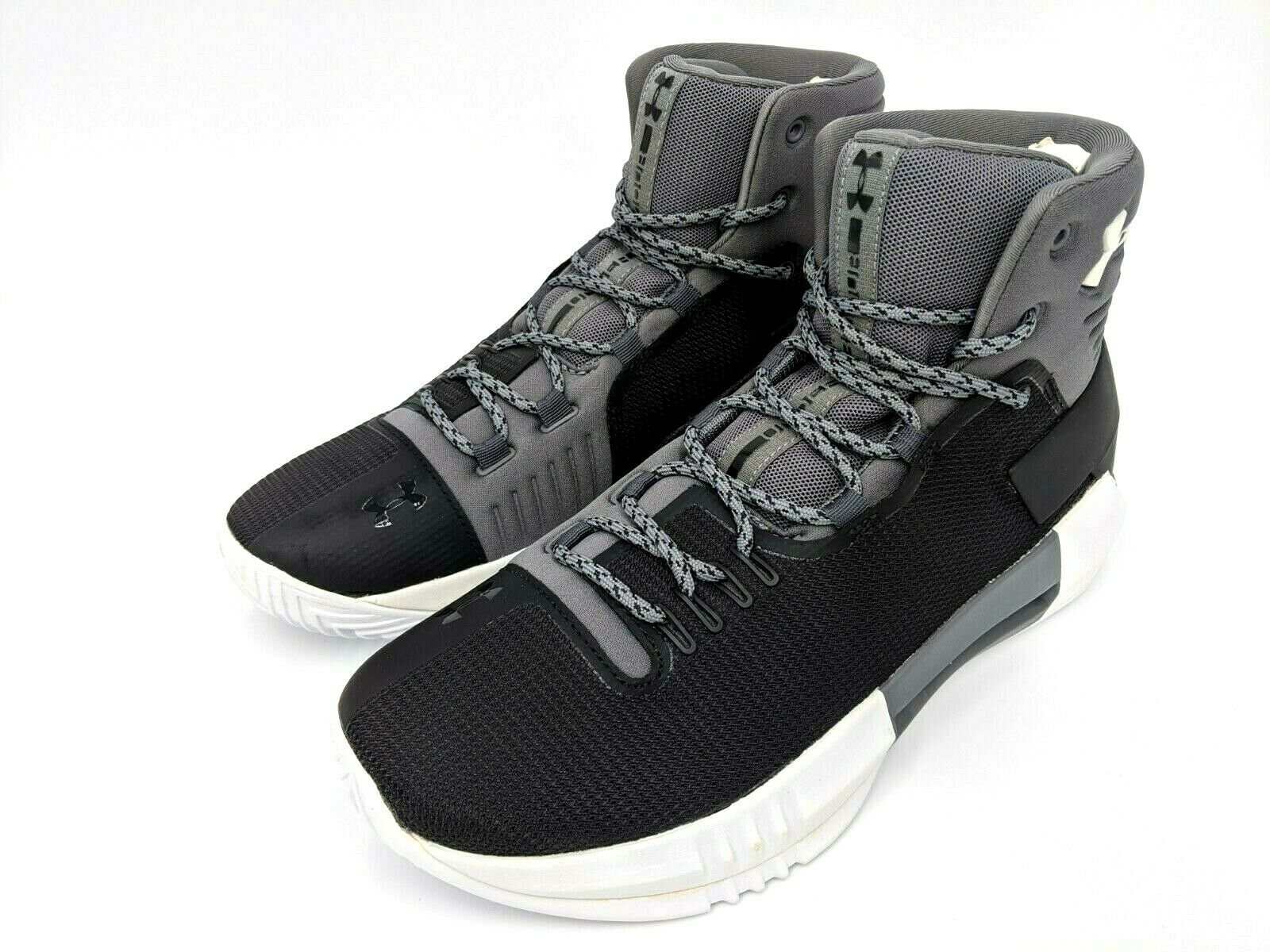 Under Armour Mens Ua Drive 4 Basketball Shoes