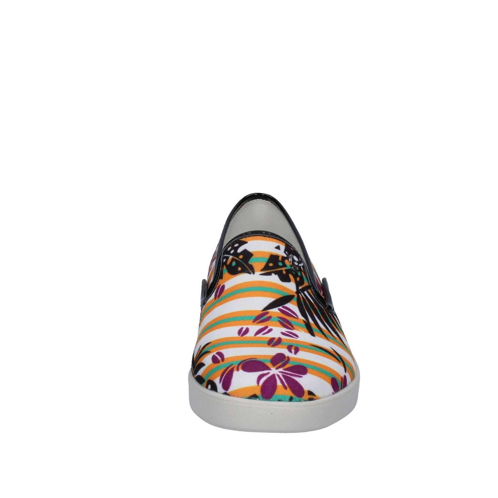 Damenschuhe schuhe LIU multicolor JO 8 (EU 41) slip on multicolor LIU canvas BT445-41 49921f