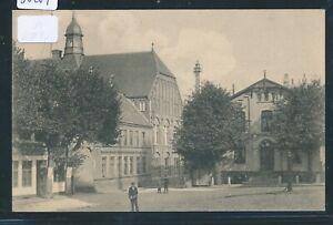 30269) Ak Meldorf Norder Marché, Bahnpost Hambourg-tondern Train 1008, Gest 1910-afficher Le Titre D'origine Dans Beaucoup De Styles