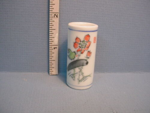 Dollhouse Miniature Ceramic Umbrella Stand P466-2 Vemars Products 1//12th Scale