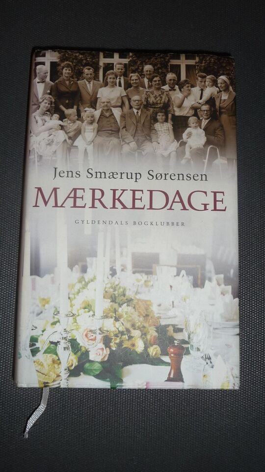 Mærkedage, Jens Smærup Sørensen, genre: roman