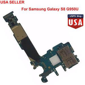 Function-64GB-Main-Motherboard-For-Samsung-Galaxy-S8-SM-G950U-Unlocked-Board-US