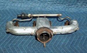 TPI-Exhaust-Manifold-LH-Driver-OEM-C4-1990-Corvette-EXCELLENT-Low-Mile-Car