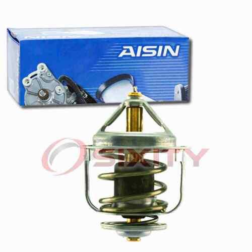 AISIN Engine Coolant Thermostat for 1983-1997 Toyota Corolla 1.6L 1.8L L4 ci