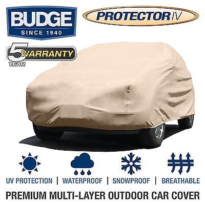 Budge Protector IV SUV Cover Fits GMC Terrain 2012WaterproofBreathable