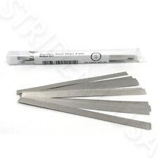 Dental Polishing Strips Stainless Steel 4 Mm Medium Grit 12 Box