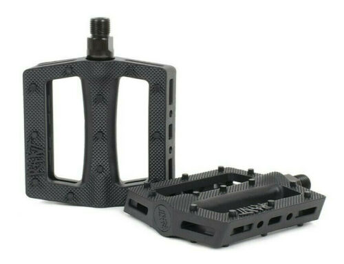 RANT TRILL PC PEDALS BMX BIKE BICYCLE FIT HARO CULT SE SUBROSA SHADOW BLACK NEW