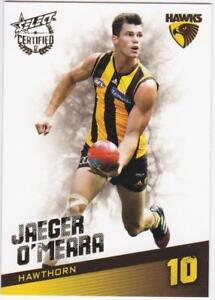 2017-AFL-Select-Certified-Common-Base-Card-Jaeger-O-039-Meara-Hawthorn