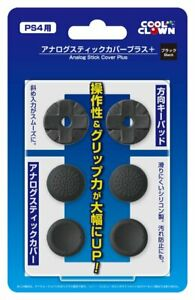 Analog-Stick-Cover-Plus-Black-For-SONY-PS4-PS3