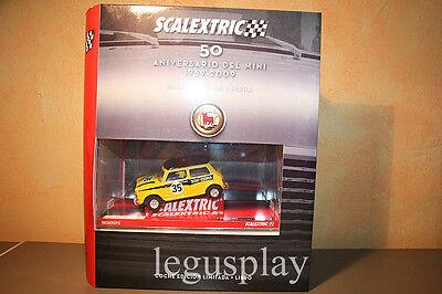 Slot SCX Scalextric 6435 50 Aniversario del Mini - Su historia en España