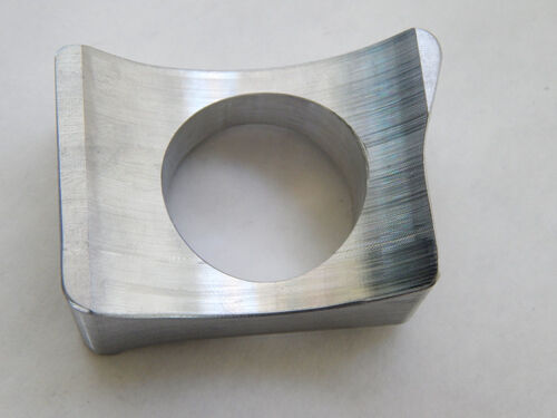 2.75 OD Mass Air Flow weld on flange for Mitsubishi EVO Eclipse Endeavor Galant