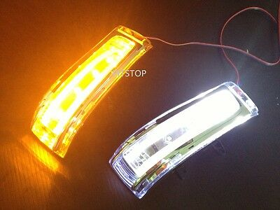 Toyota ESTIMA ALPHARD VELLFIRE 07-12 LED mirror turn signal lights Parking lamps