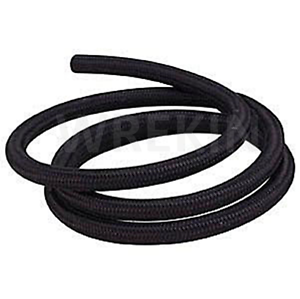 "AN 5//16/"" Black Nylon Braided Fuel Hose Overbraided *1M  FH08.0X13.0B//5* 6 8mm"