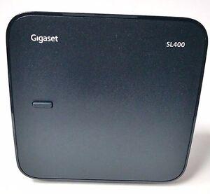 Siemens-Gigaset-SL400-Estacion-Base-034-Sin-Fuente-alimentacion-034-nuevo-emb-orig