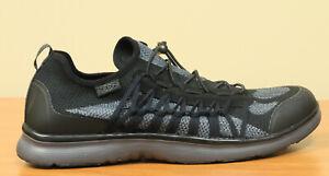 Keen-Uneek-Exo-Black-Outdoor-Hiking-Water-Shoes-Sandals-Mens-Size-14