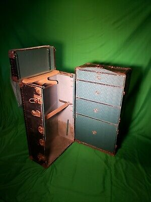 Active 1920s Closet Trunk Table Catalogues Will Be Sent Upon Request