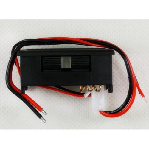 MagiDeal Mini DC 3.5-30V rote LED Anzeige Ampere Meter Digital Panel Meter