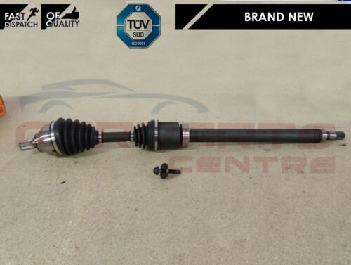 HIGH QUALITY RIGHT DRIVESHAFT FOR FORD FOCUS MK2 2.5 ST MANUAL 2005
