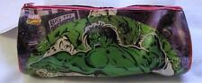 Incredible Hulk Marvel Comics Pencil Pen Case or Travel Makeup Bag Licensed