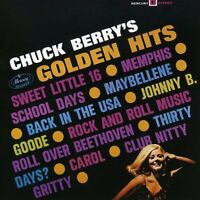 Chuck Berry - Golden Rock Hits Of Chuck Berry [new Cd] on Sale
