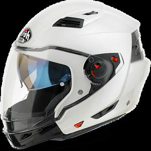EX14-CASCO-Airoh-HELMET-Casco-crossover-Executive-WHITE-Taglia-L-Size-L
