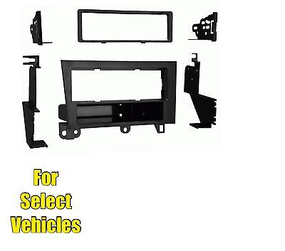 Car Stereo Radio Dash Install Mount Trim Face Kit Combo for 93-97 Lexus GS300