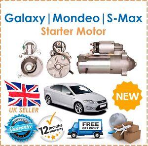 Para-GALAXY-MONDEO-IV-S-Max-1-8-TDCi-2006-Diesel-Motor-De-Arranque-Nuevo