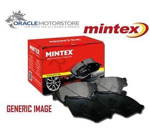 MDB3432 NEW MINTEX FRONT DISC BRAKE PADS SET