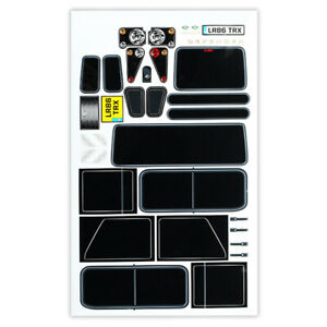 Traxxas Land Rover Defender Decal Set 8012 TRA8012