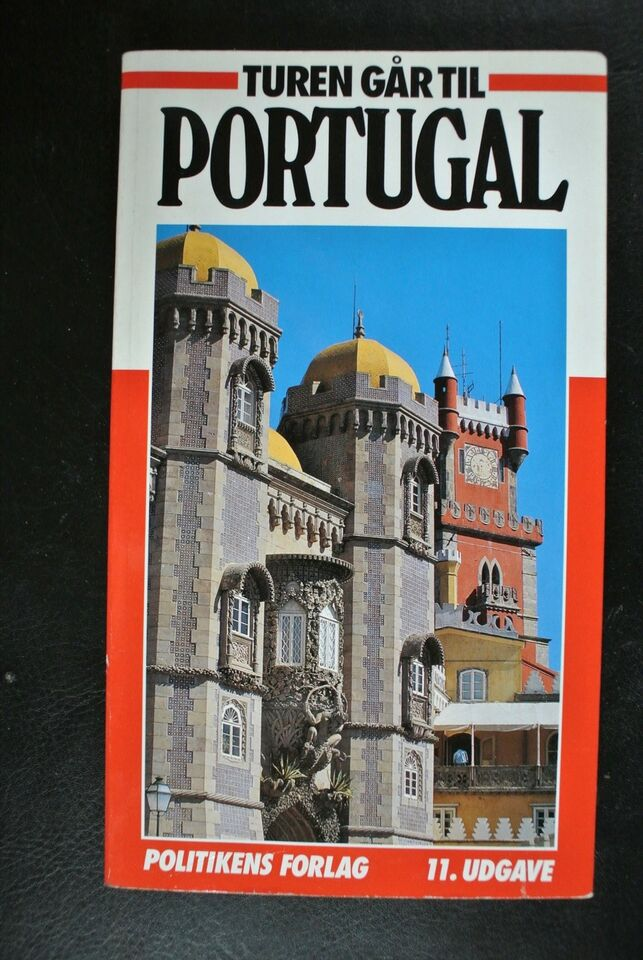 turen går til portugal. 1997, Af frede godsk, emne: