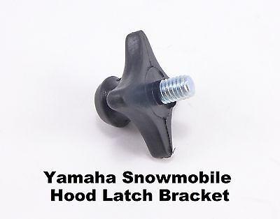 Yamaha Hood Latch Bracket Automotive Replacement Parts ...