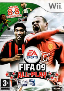 Fifa-09-All-Play-Wii-Nintendo-Wii-Free-Postage-EU-Seller