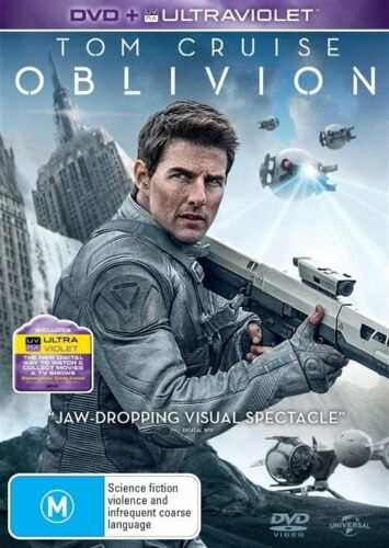 1 of 1 - Oblivion (DVD, 2013) Tom Cruise.