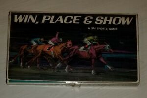 Horse betting win place and show suitcase man craps betting