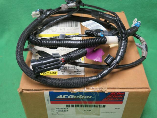 15355824 Rr Chassis Wiring Harness Antilock Brake 98
