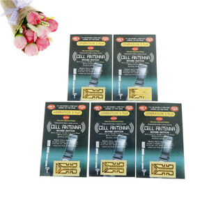 5pcs-Universal-Gen-X-Antenna-Signal-Booster-For-Any-Smartphone-Cell-Ph-WK