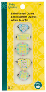 Dritz-Quilting-Embellishment-Charms-Baby-Designs-3445