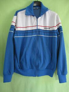 Détails sur Veste Vintage ADIDAS Bleu ciel Ventex 80'S Vintage 80'S Jacket 174 M