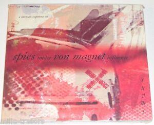 Album-CD-SUVMI-SPIES-under-VON-MAGNET-influence