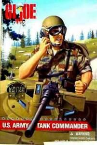 Figurine articulée d'action de commandant de chars de l'armée américaine de 12 po, 1997   Us Army Tank Commander Action Figure New 1997 Hasbro Toys Gi Joe Amricons . 76281813462