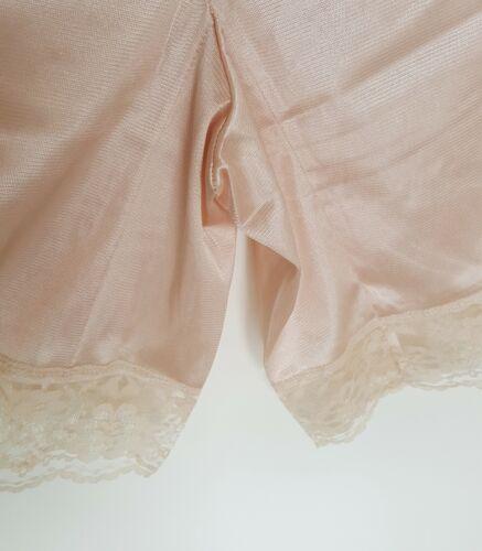M 2 x Sheer Nylon Half Slips Pants Skirt Petticoat Underwear Lace Soft Comfort