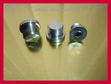 BMW R60 R75 R80 R90 R100 V2A Schraube Öleinfüllschraube  Kardan Getriebe
