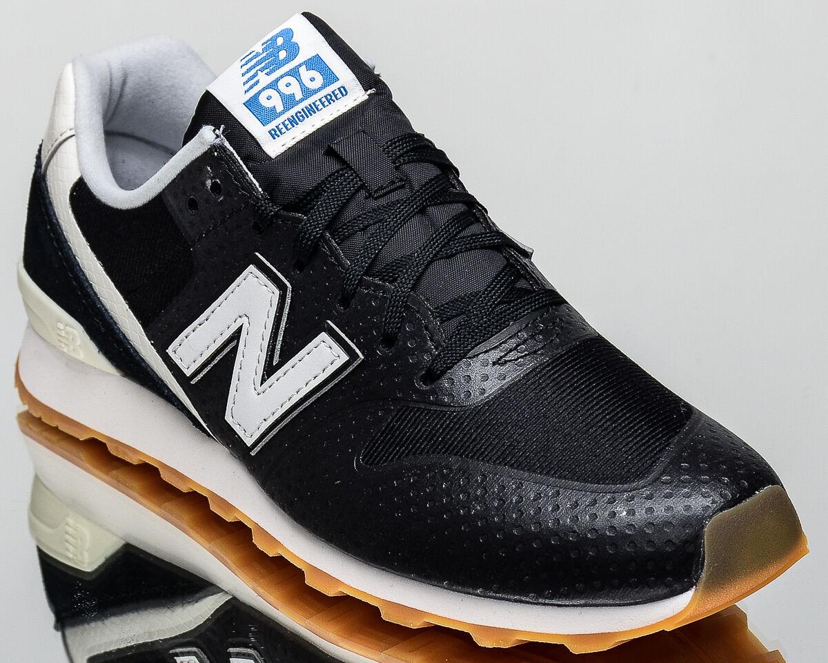 New Balance Damen 996 Modernisierter Nb Lifestyle Schuhe Neu Schwarz WR996-WF