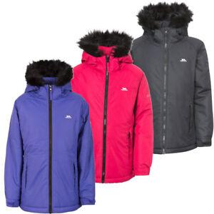 ec44d94956a Image is loading Trespass-Staffie-Girls-Waterproof-Jacket