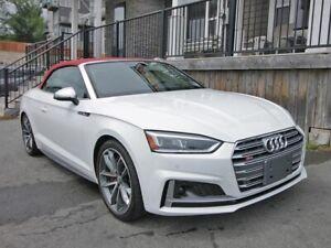 2019 Audi S5 Technik 3.0 TFSI qua