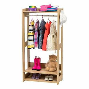 Dress Up Clothing Garment Rack