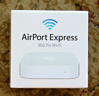 Apple Airport Express Mc414ll/a Sealed